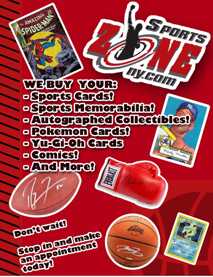 Sports Cards Sports Zone
